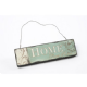Home Sweet Home...... Wooden Hanging Plaque